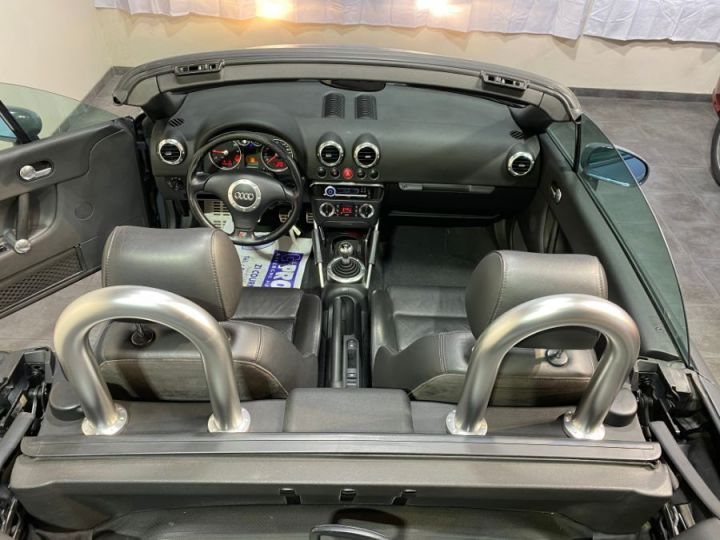 Audi TT (8N) 1.8 T 180cv CABRIOLET 3P BVM GRIS FONCE - 7