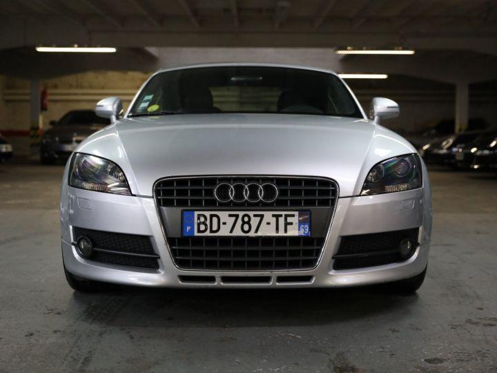 Audi TT AUDI TT COUPE 2.0 TFSI 200cv SUIVI AUDI Gris - 2