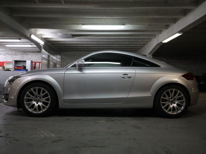 Audi TT AUDI TT COUPE 2.0 TFSI 200cv SUIVI AUDI Gris - 3