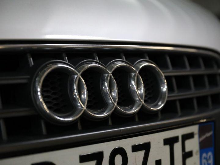 Audi TT AUDI TT COUPE 2.0 TFSI 200cv SUIVI AUDI Gris - 9