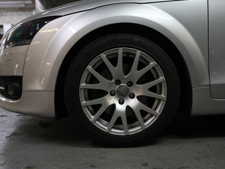 Audi TT AUDI TT COUPE 2.0 TFSI 200cv SUIVI AUDI Gris - 11