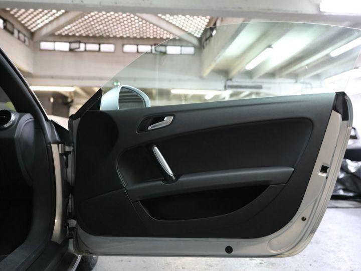 Audi TT AUDI TT COUPE 2.0 TFSI 200cv SUIVI AUDI Gris - 23