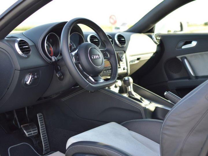 Audi TT Magnifique Audi TT SLINE QUATTRO MK2 2.0 TDI 170ch STRONIC véritable 1ère main full histo. AUDI BLANC GLACIER - 7
