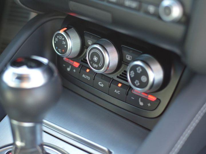 Audi TT Magnifique Audi TT SLINE QUATTRO MK2 2.0 TDI 170ch STRONIC véritable 1ère main full histo. AUDI BLANC GLACIER - 9