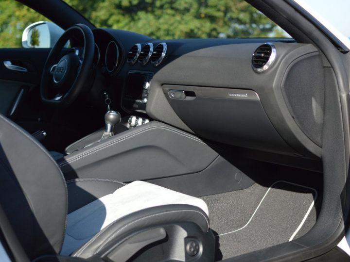 Audi TT Magnifique Audi TT SLINE QUATTRO MK2 2.0 TDI 170ch STRONIC véritable 1ère main full histo. AUDI BLANC GLACIER - 11