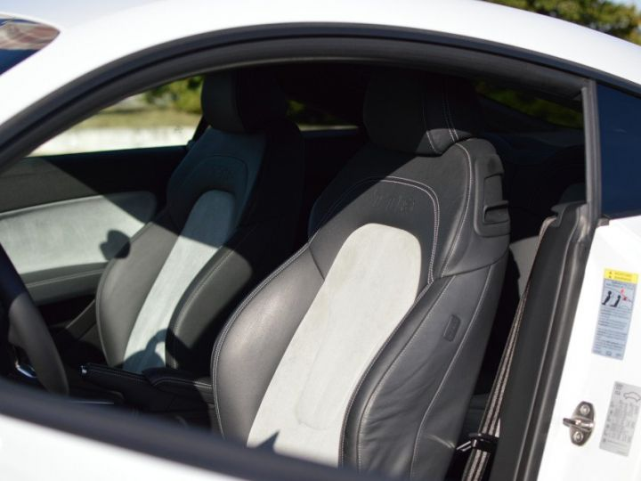 Audi TT Magnifique Audi TT SLINE QUATTRO MK2 2.0 TDI 170ch STRONIC véritable 1ère main full histo. AUDI BLANC GLACIER - 12