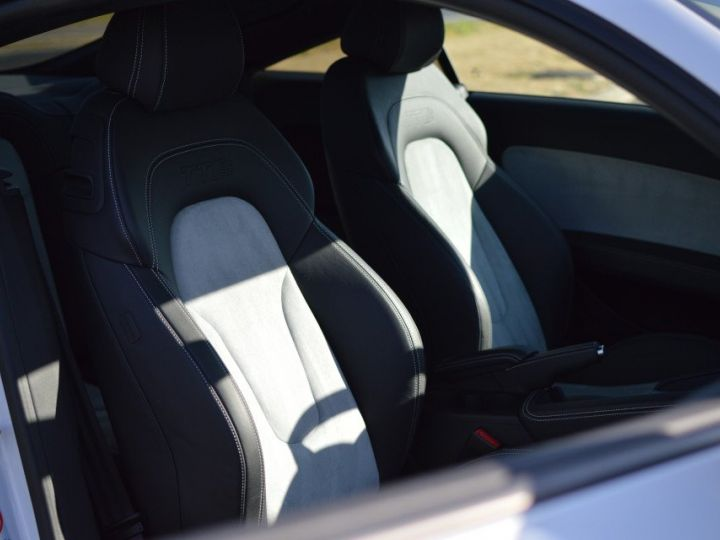 Audi TT Magnifique Audi TT SLINE QUATTRO MK2 2.0 TDI 170ch STRONIC véritable 1ère main full histo. AUDI BLANC GLACIER - 13