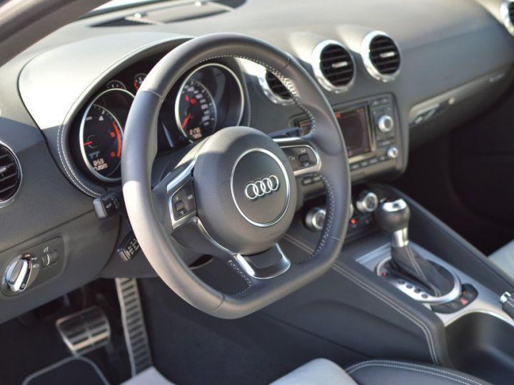 Audi TT Magnifique Audi TT SLINE QUATTRO MK2 2.0 TDI 170ch STRONIC véritable 1ère main full histo. AUDI BLANC GLACIER - 16