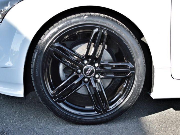 Audi TT Magnifique Audi TT SLINE QUATTRO MK2 2.0 TDI 170ch STRONIC véritable 1ère main full histo. AUDI BLANC GLACIER - 19