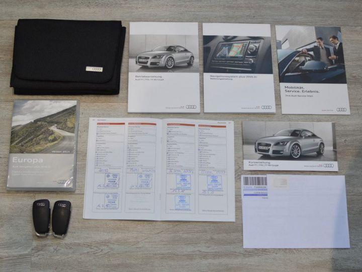 Audi TT Magnifique Audi TT SLINE QUATTRO MK2 2.0 TDI 170ch STRONIC véritable 1ère main full histo. AUDI BLANC GLACIER - 21