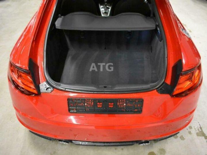 Audi TT quattro S-line rouge metallisé  - 3