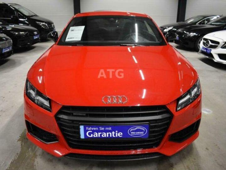 Audi TT quattro S-line rouge metallisé  - 7