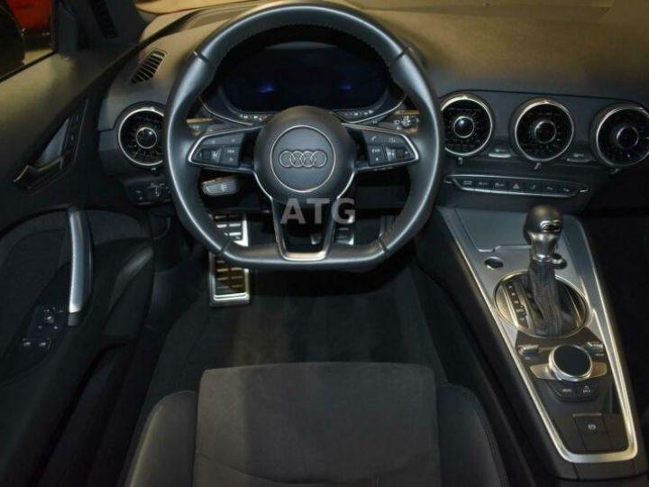Audi TT quattro S-line rouge metallisé  - 9
