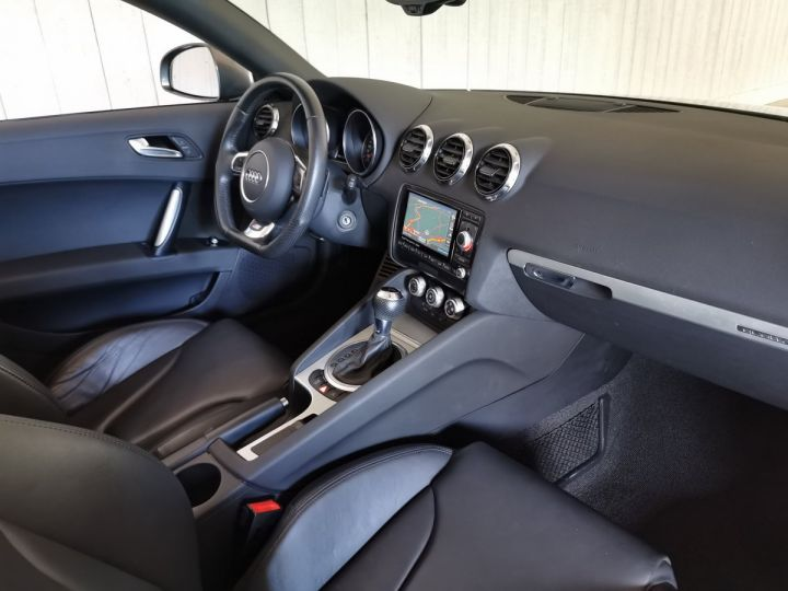 Audi TT Roadster 2.0 TFSI 211 CV SLINE QUATTRO BVA Gris - 6