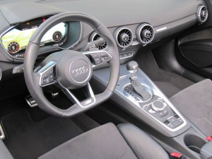 Audi TT Roadster 2.0 TFSI 230CH S LINE QUATTRO S TRONIC 6 NOIR Occasion - 3