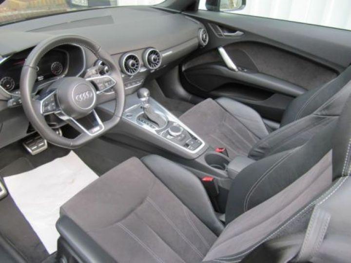Audi TT Roadster 2.0 TFSI 230CH S LINE QUATTRO S TRONIC 6 NOIR Occasion - 10