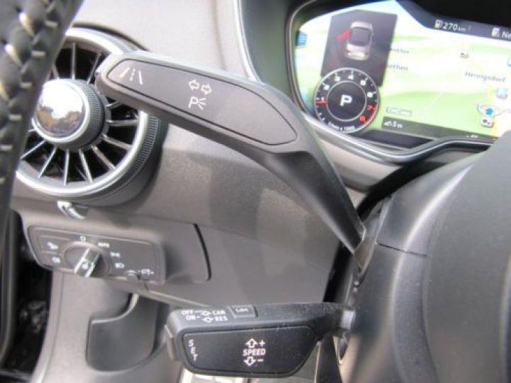 Audi TT Roadster 2.0 TFSI 230CH S LINE QUATTRO S TRONIC 6 NOIR Occasion - 11