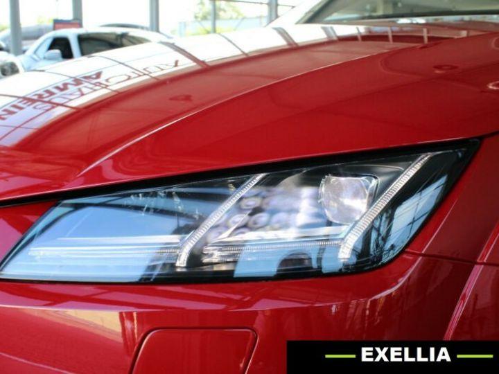 Audi TT Roadster 2.0 TFSI Quattro ROUGE PEINTURE METALISE  Occasion - 9