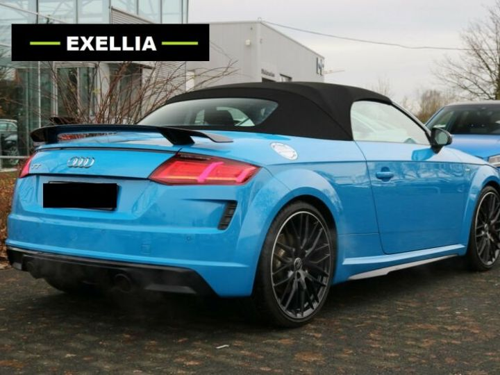 Audi TT ROADSTER 45 TFSI S LINE COMPETITION QUATTRO S TRONIC bleu Occasion - 2