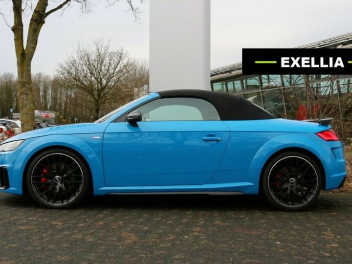 Audi TT ROADSTER 45 TFSI S LINE COMPETITION QUATTRO S TRONIC bleu Occasion - 6