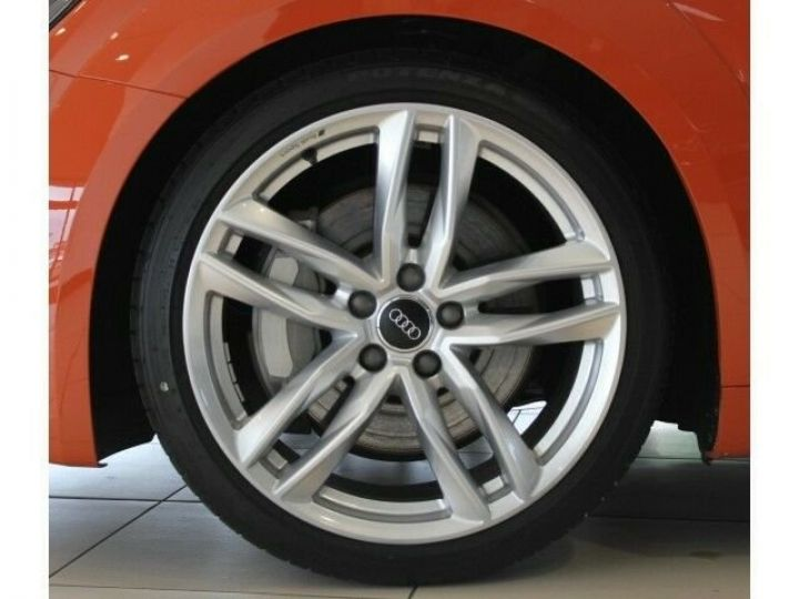 Audi TT Roadster 45 TFSI S TRONIC S LINE  ORANGE  Occasion - 1