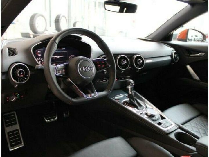 Audi TT Roadster 45 TFSI S TRONIC S LINE  ORANGE  Occasion - 7