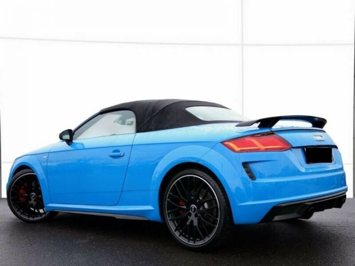 Audi TT Roadster 45 TFSI S TRONIC S LINE COMPETITION ORANGE  Occasion - 2