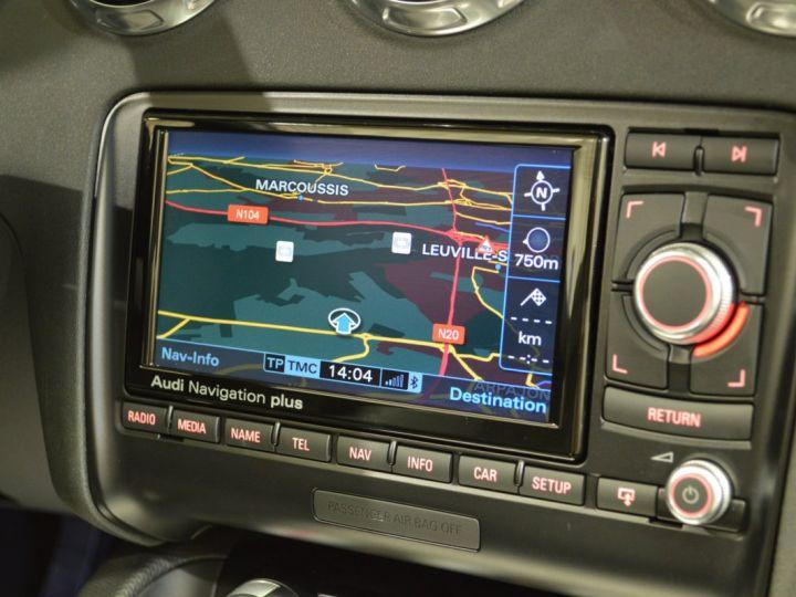 Audi TT Roadster Magnifique audi tt mk2 roadster s-line competition 2.0 tfsi 211ch 19 rotor magnetic ride mmi plus BLANC GLACIER - 8