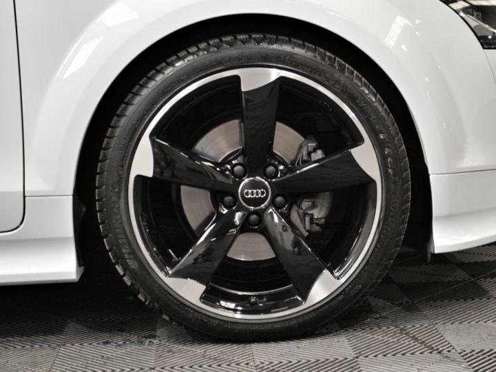 Audi TT Roadster Magnifique audi tt mk2 roadster s-line competition 2.0 tfsi 211ch 19 rotor magnetic ride mmi plus BLANC GLACIER - 19