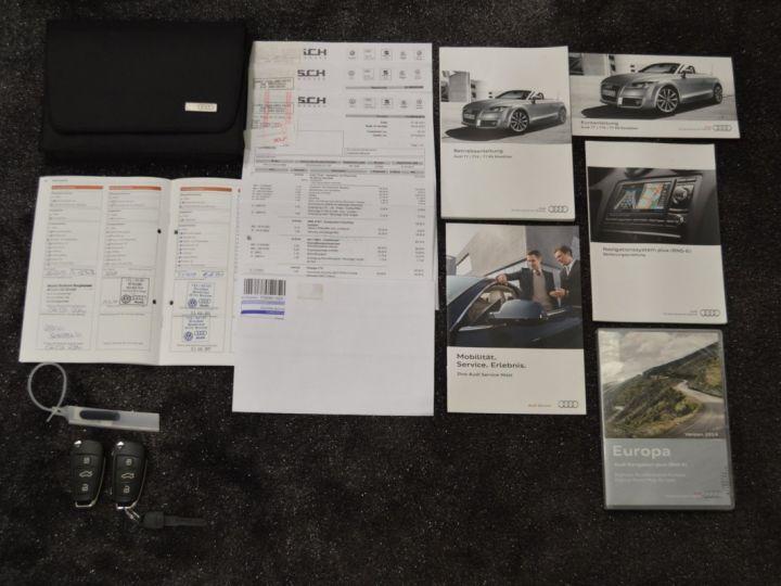 Audi TT Roadster Magnifique audi tt mk2 roadster s-line competition 2.0 tfsi 211ch 19 rotor magnetic ride mmi plus BLANC GLACIER - 21