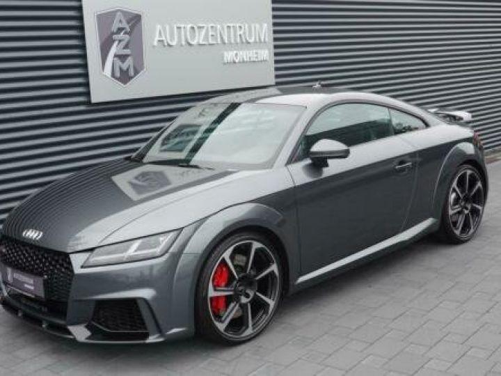Audi TT RS Gris métallisée  - 1