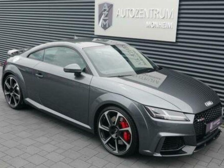 Audi TT RS Gris métallisée  - 2