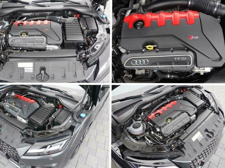 Audi TT RS Gris métallisée  - 10