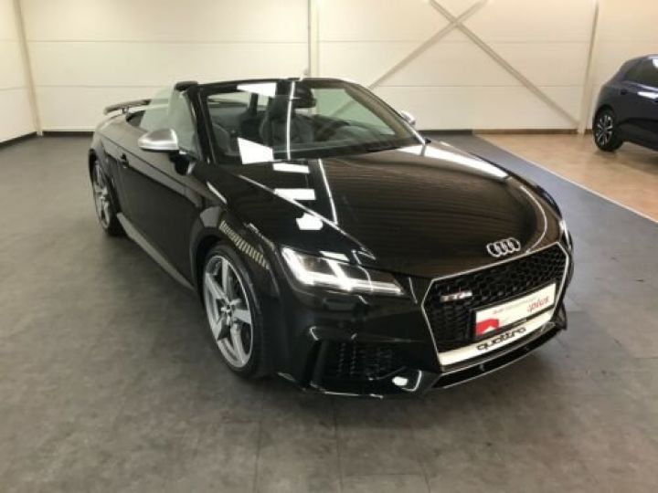 Audi TT RS Noir métallisée  - 3