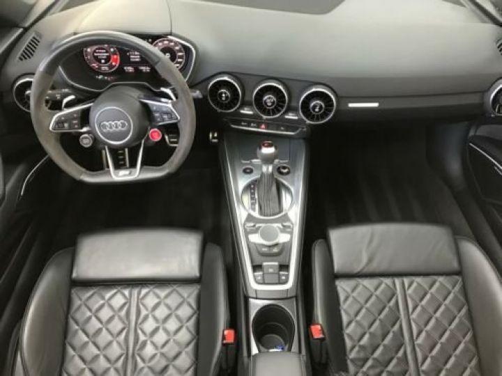 Audi TT RS Noir métallisée  - 9