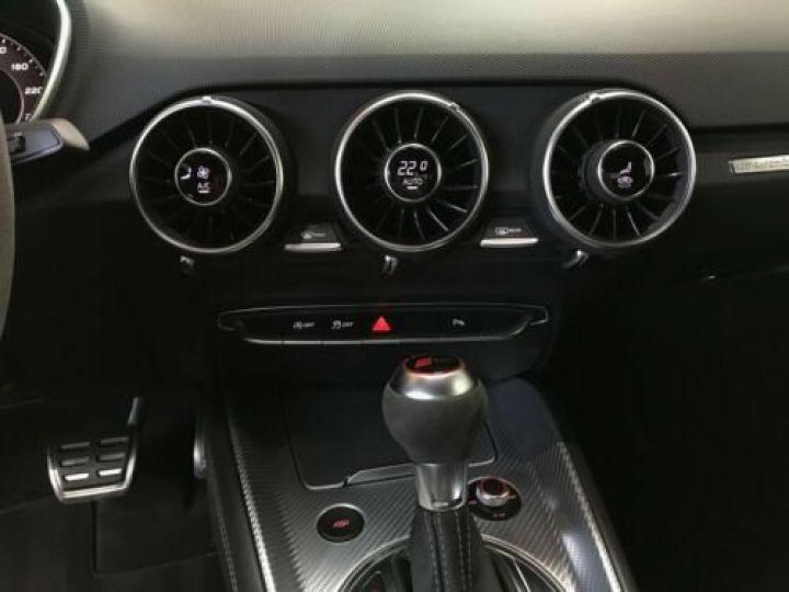 Audi TT RS Noir métallisée  - 11
