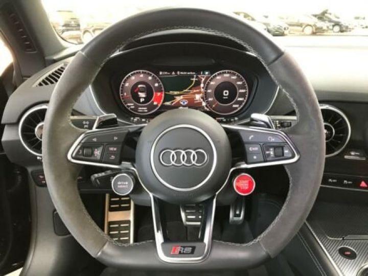 Audi TT RS Noir métallisée  - 12