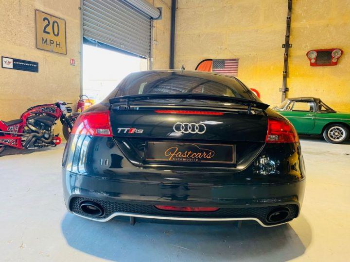 Audi TT RS 2.5 TFSI 340CH QUATTRO Noir - 6
