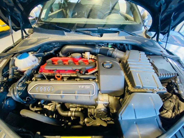 Audi TT RS 2.5 TFSI 340CH QUATTRO Noir - 12
