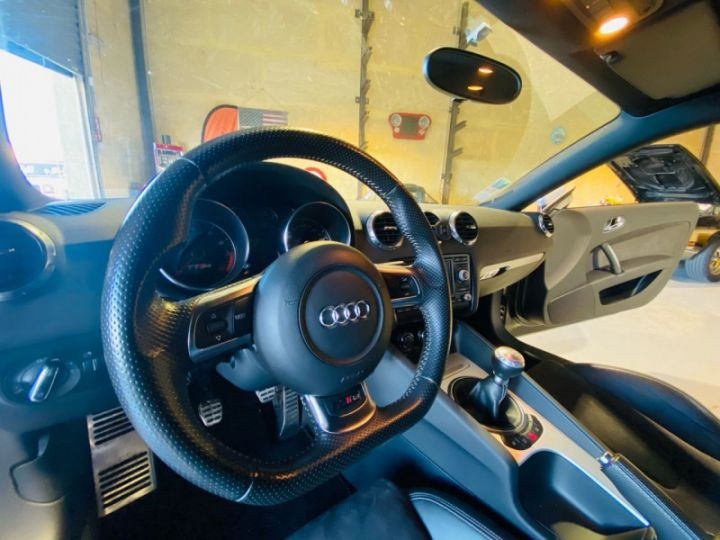 Audi TT RS 2.5 TFSI 340CH QUATTRO Noir - 16