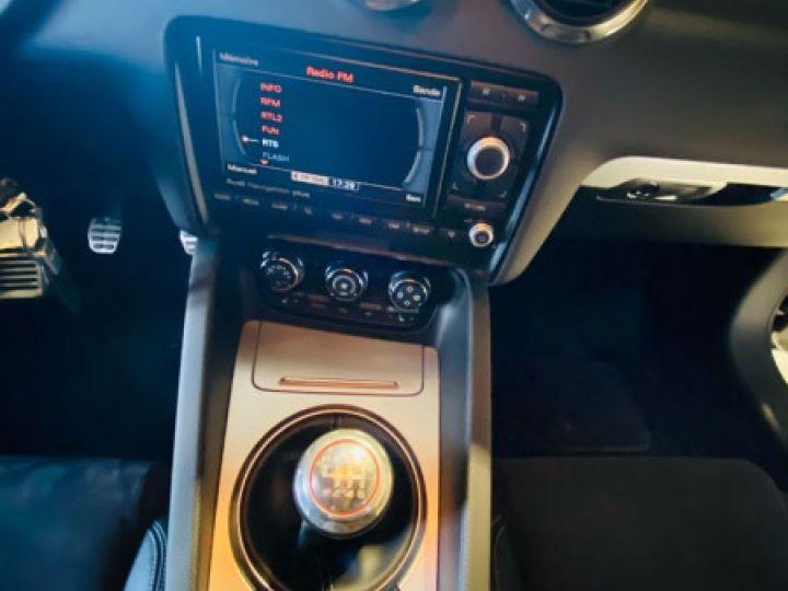 Audi TT RS 2.5 TFSI 340CH QUATTRO Noir - 17