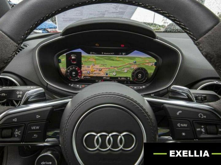 Audi TT RS 2.5 TFSI 400 QUATTRO  BLEU  Occasion - 2