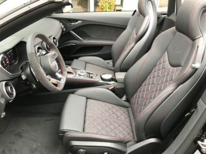 Audi TT RS 2.5 TFSI 400CH QUATTRO S TRONIC 7 NOIR Occasion - 5