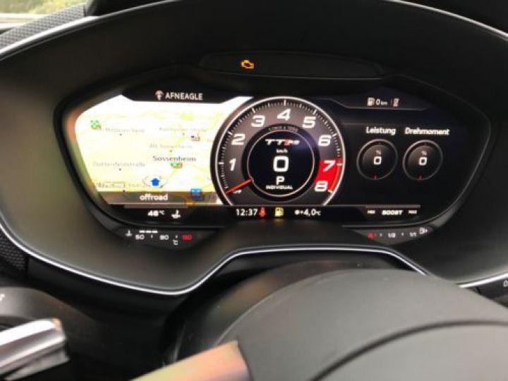 Audi TT RS 2.5 TFSI 400CH QUATTRO S TRONIC 7 NOIR Occasion - 9
