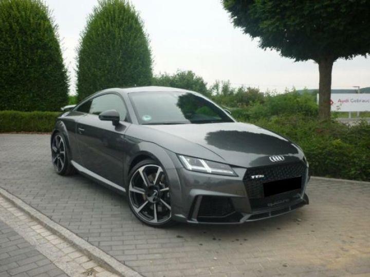 Audi TT RS 2.5 TFSI 400CH QUATTRO S TRONIC 7 GRIS Occasion - 1