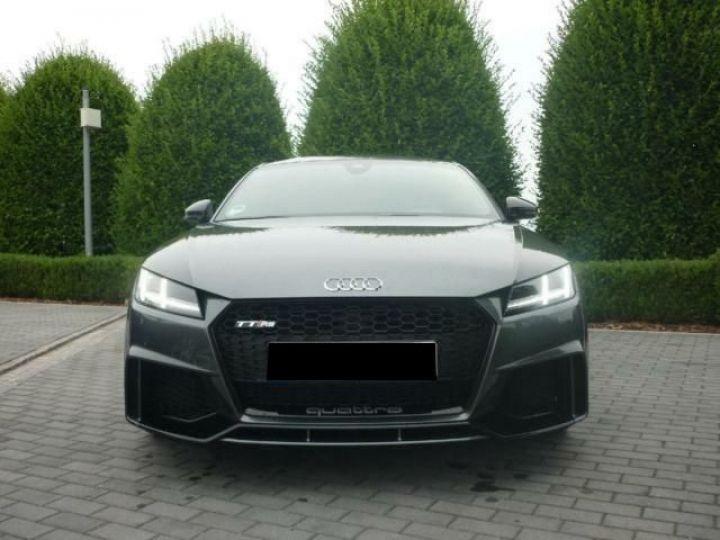 Audi TT RS 2.5 TFSI 400CH QUATTRO S TRONIC 7 GRIS Occasion - 2