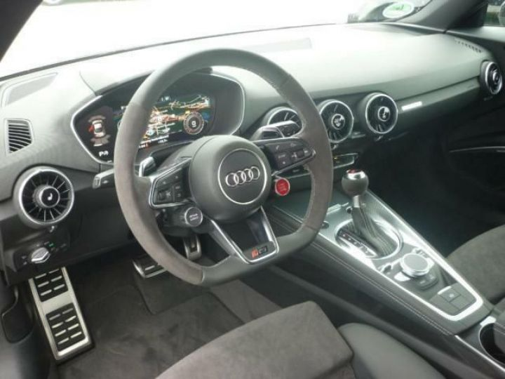 Audi TT RS 2.5 TFSI 400CH QUATTRO S TRONIC 7 GRIS Occasion - 5