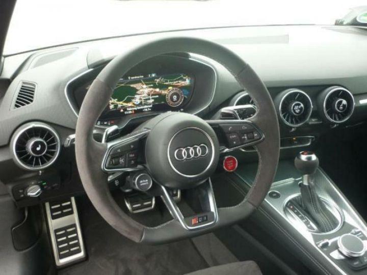 Audi TT RS 2.5 TFSI 400CH QUATTRO S TRONIC 7 GRIS Occasion - 8