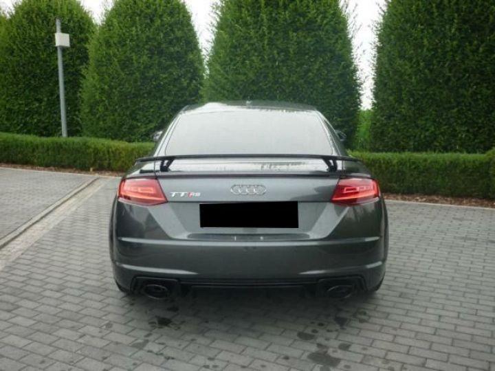 Audi TT RS 2.5 TFSI 400CH QUATTRO S TRONIC 7 GRIS Occasion - 11