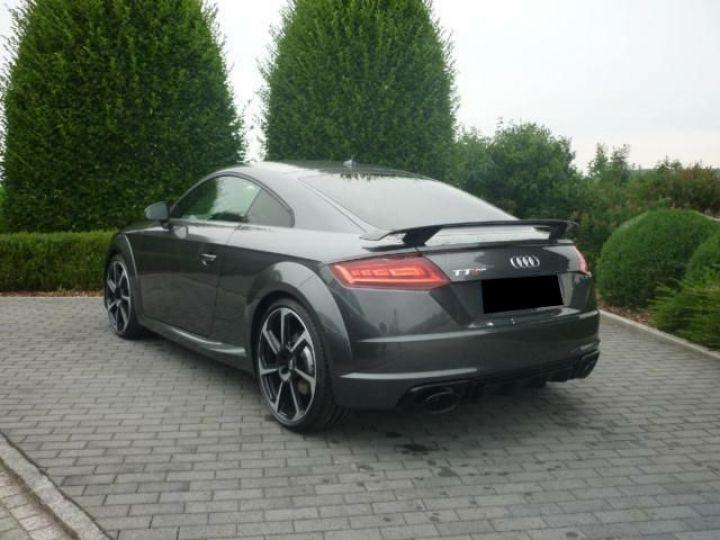 Audi TT RS 2.5 TFSI 400CH QUATTRO S TRONIC 7 GRIS Occasion - 12